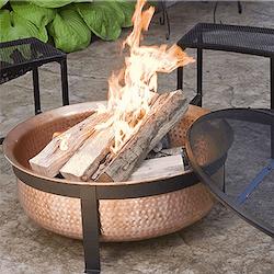 Best Way to Start a Fire Pit